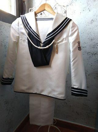 traje de comunion niño talla 9-10