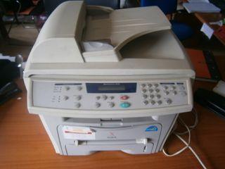 Fotocopiador, fax..Xerox