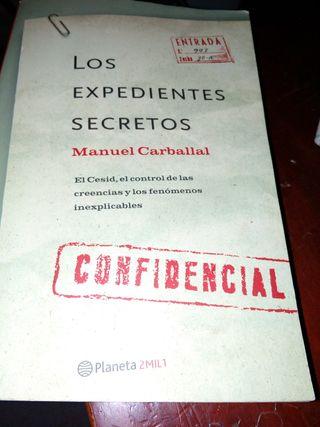 Los Expedientes Secretos de Manuel Carballall