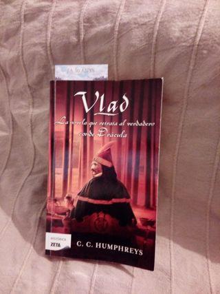 Novela: Vlad de C.C. Humpherys.