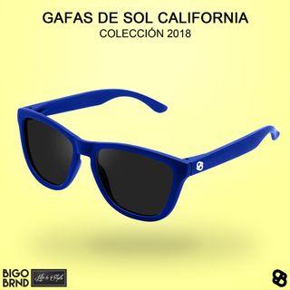 Gafas de sol California azul BIGO BRND