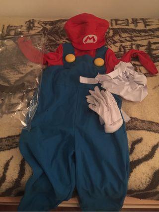 Disfraz niño Super Mario