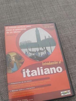 dvd introduccion al italiano