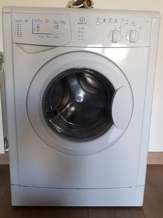lavadora indesit wisl62