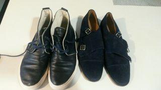 2 pares zapatos nuevos 42