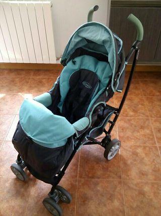 silleta de paseo de niño