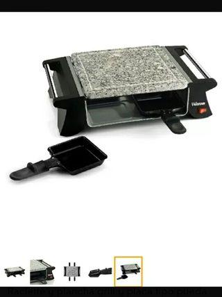 Raclette grill y placa Tristar RA 2990