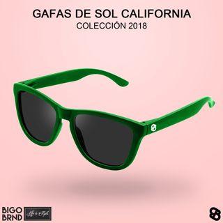 Gafas de sol California verde BIGO BRND