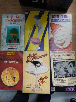Novelas Literatura clásica