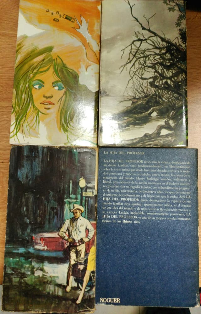 Novela - Francisco Umbral, Jorge Luis Borges...