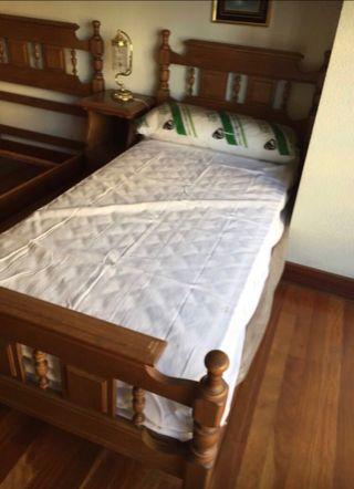 Juego de 2 camas SIN ESTRENAR completas