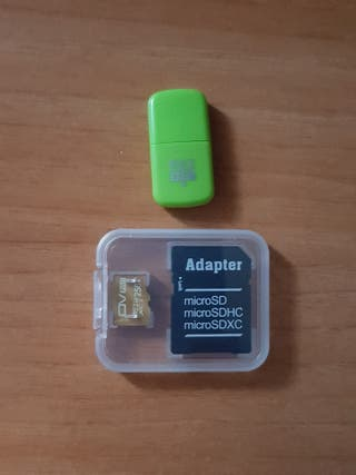 Tarjeta Micro Sd 256GB OV Pro gold