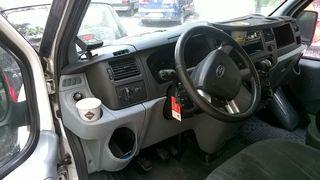 Ford Transit frigorifico congelación -20 grados