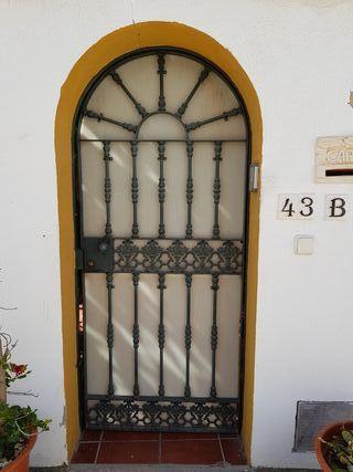 Puertas de forja de segunda mano en wallapop - Forja en cordoba ...