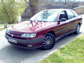 Renault Safrane 2.500 turbo diesel 1994