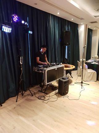 DJ fiestas bodas Barcelona