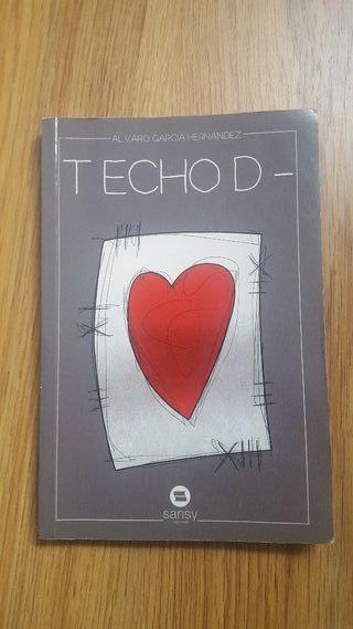 """Libro de lectura """" T ECHO D - """""""