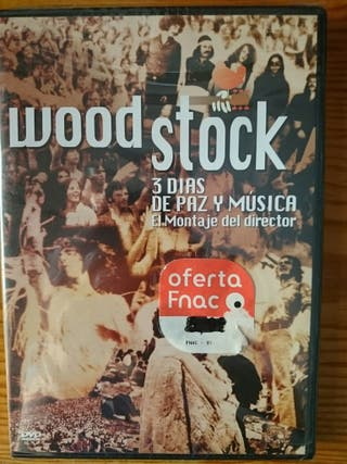 "Dvd ""Woodstock"""