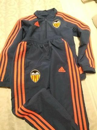 ropa Valencia CF chica