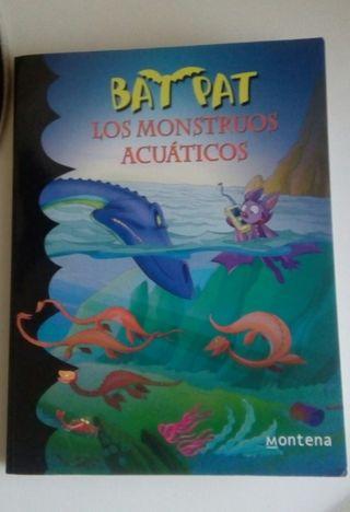 Bat Pat Los Monstruos acuáticos
