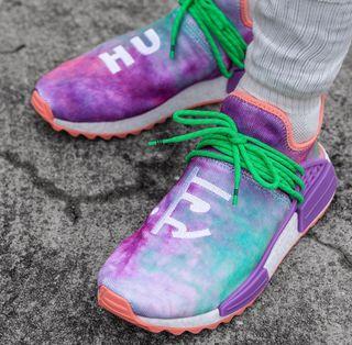 Adidas NMD Hu Pharrell HUMAN RACE