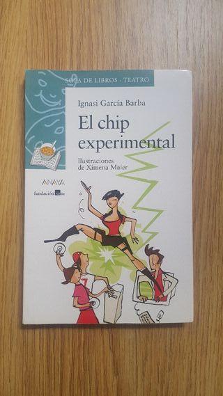 """Libro de lectura """"El chip experimental"""""""