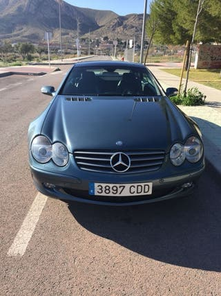 Mercedes-benz SL 500 2P