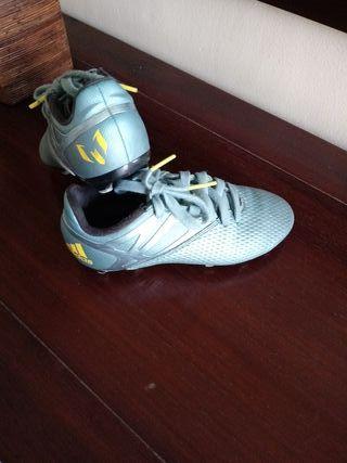 Botas niño futbol adidas