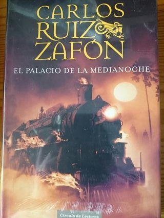 """Libro lectura """"El palacio de la medianoche"""""""
