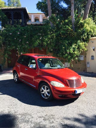 Chrysler PT Cruiser Limited 2.2 CRD