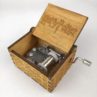 Caja musical Harry Potter