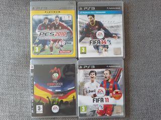 FIFA 11,14 PES 2010 EURO 2008
