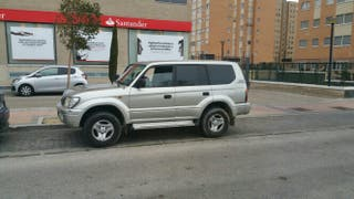 Toyota Land Cruiser kdj95