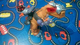 juguetes dinosaurio t- rex perfecto sin uso