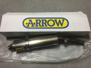 Arrow titanio CBR 600 RR 2004