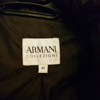 Chaqueta Plumas. Armani Collezioni . T.38