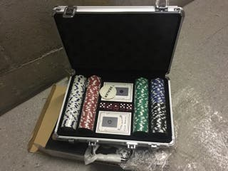 Maleta Poker