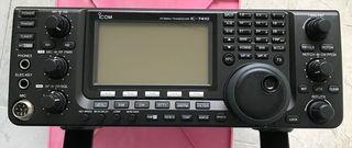 icom ic 7410