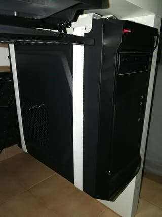 "PC POTENTE + MONITOR 21""!"