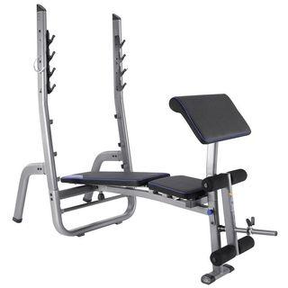 Banco de pesas +kit de pesas