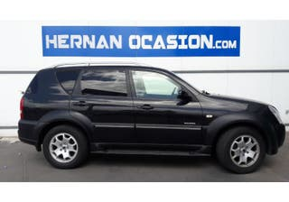 SsangYong Rexton 2.7 XDI AUTOM. LIMITED