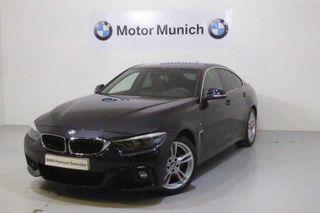 BMW Serie 4 Gran Coupé 430D M-Sport Automático 258CV Mod F36 EU 6