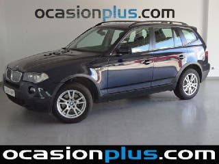 BMW X3 2.5si Auto 160kW (218CV)