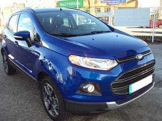 Ford EcoSport Limited Edition2015
