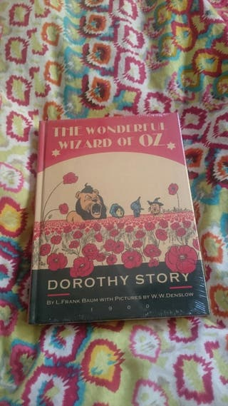 Libreta Mago de Oz