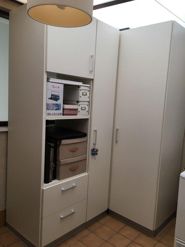 Mueble esquinero de cocina de segunda mano por 300 € en Alaquas en ...