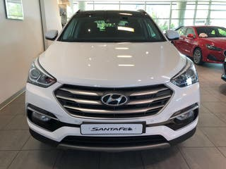 Hyundai Santa Fe 2018 2.2 200CV Link 7S