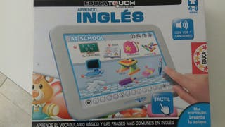 Tablet Educa Touch Ingles