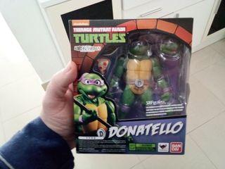 S.H.Figuarts Donatello tortugas ninja