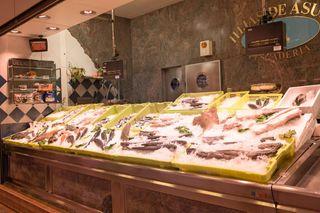 Venta pescadería Basauri